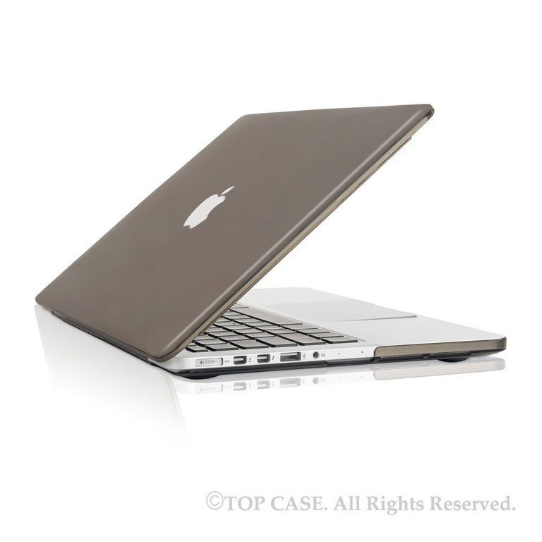 "Gray Crystal Hard Case Cover for Apple Macbook PRO13"" 13.3 ( A1278 )"