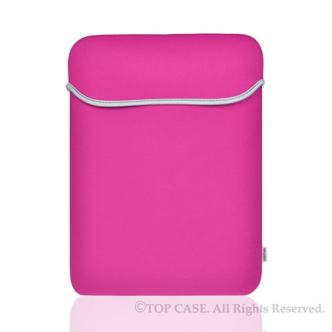 "Sleeve Bag Hot Pink Cover Case for Macbook 12"" 12-Inch Model: A1534 Retina Noteboook"