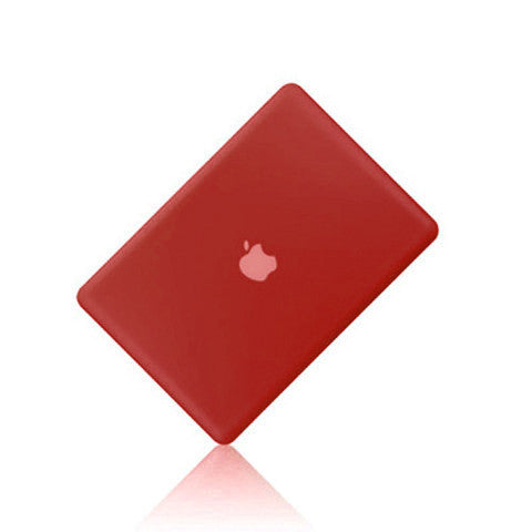 "Wine Red Rubberized Hard Case Cover for Apple Macbook PRO 13"" 13.3 (A1278)"