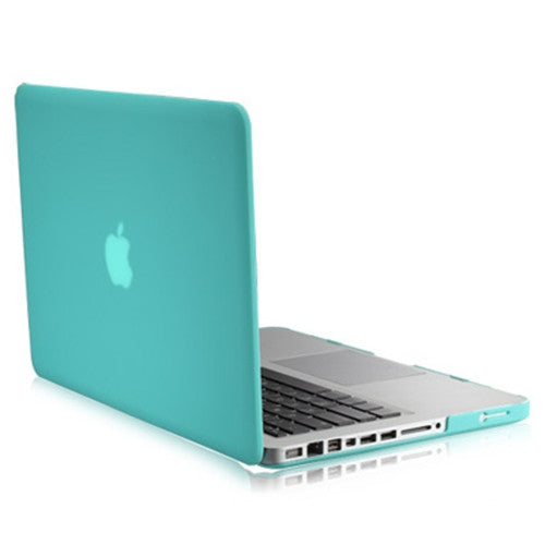 "Rubberized TIFFANY BLUE Hard Case Cover for Apple Macbook PRO 15"" (A1286)"