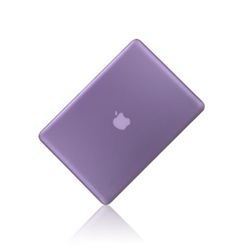 Rubberized PURPLE Hard Case Cover for Macbook PRO 13 A1278