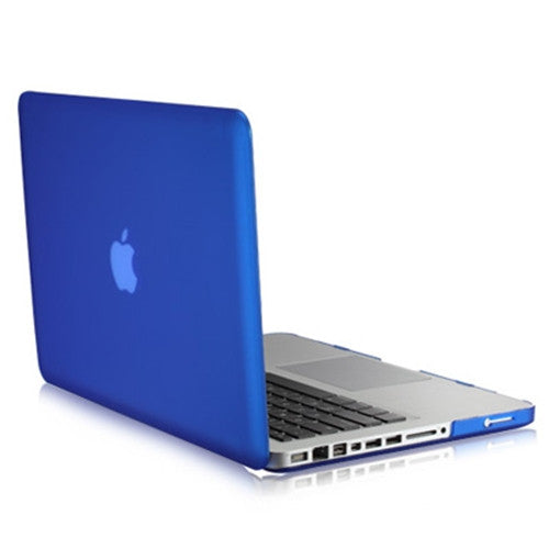 "Rubberized ROYAL BLUE Hard Case Cover for Apple Macbook PRO 15"" (A1286)"