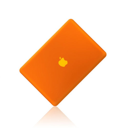 "Rubberized ORANGE Hard Case Cover for Apple Macbook PRO 15"" (A1286)"