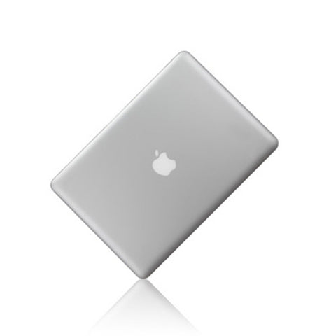 "Clear Rubberized Hard Case Cover for Apple Macbook PRO 13"" 13.3 (A1278) - TOP CASE"