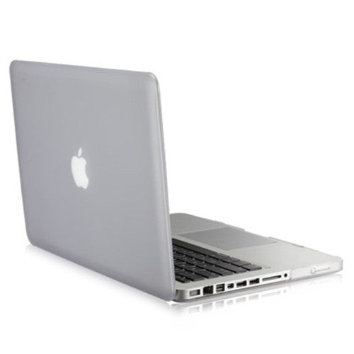 "Rubberized CLEAR Hard Case Cover for Apple Macbook PRO 15"" (A1286)"