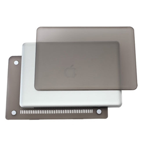 "Grey Rubberized Hard Case Cover for Apple Macbook PRO 13"" 13.3 (A1278)"