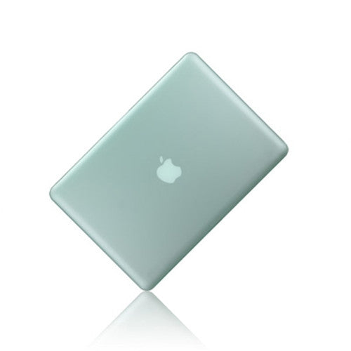 "Green Rubberized Hard Case Cover for Apple Macbook PRO 13"" 13.3 (A1278) - TOP CASE"