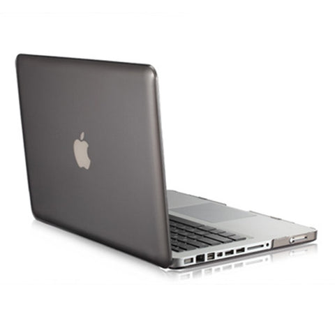"Grey Crystal Hard Case Cover for NEW Macbook Pro 15"" A1398 with Retina display - TOP CASE"