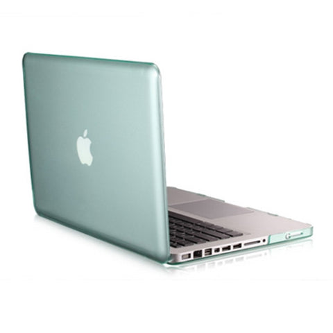 "GREEN Crystal Hard Case Cover for Macbook PRO 15"" A1286"