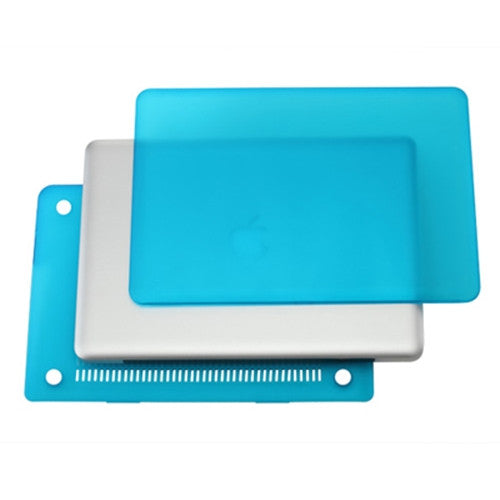 Rubberized AQUA Hard Case Cover for Macbook PRO 13 A1278