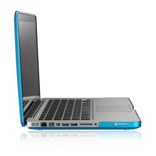 "Rubberized AQUA Hard Case Cover for Apple Macbook PRO 15"" (A1286)"