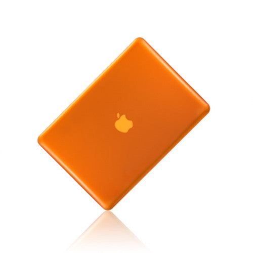 "Orange Crystal Hard Case Cover for Apple Macbook PRO13"" 13.3 ( A1278 ) - TOP CASE"