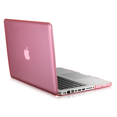"PINK Crystal Hard Case Cover for NEW Macbook PRO 15"" A1286 - TOP CASE"