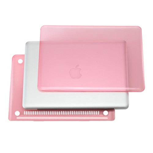 "Pink Crystal Hard Case Cover for Apple Macbook PRO13"" 13.3 ( A1278 )"