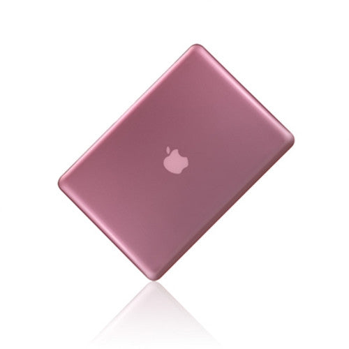 "Pink Crystal Hard Case Cover for Apple Macbook PRO13"" 13.3 ( A1278 ) - TOP CASE"