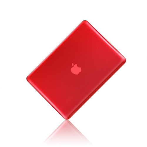 "Red Crystal Hard Case Cover for Apple Macbook PRO13"" 13.3 ( A1278 )"