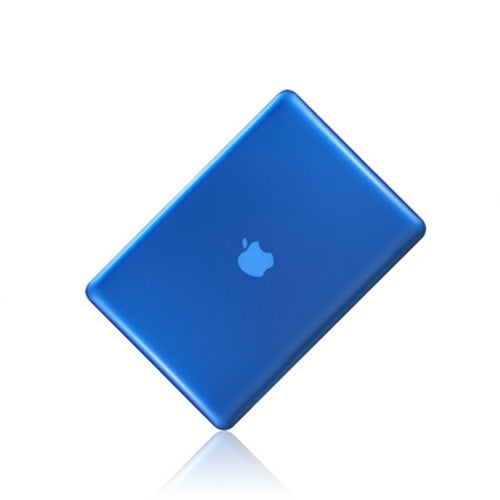 "Royal Blue Crystal Hard Case Cover for Macbook Pro 15"" A1398 with Retina display"