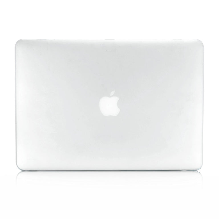 "TOP CASE 2 in 1 - Macbook Air 11"" Rubberized Case Cover + Keyboard Cover - Clear"