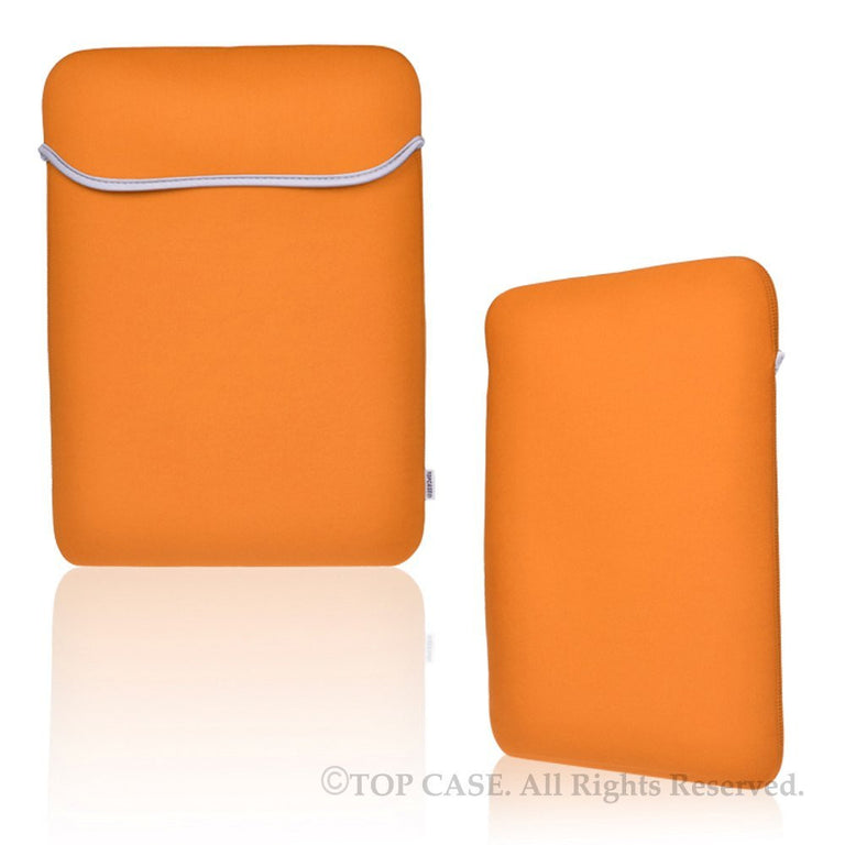 "Sleeve Bag Orange Cover Case for Macbook 12"" 12-Inch Model: A1534 Retina Noteboook"