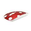 Polka Dot Design Red USB Optical Wireless Mouse for Macbook (pro , air) and All Laptop - TOP CASE