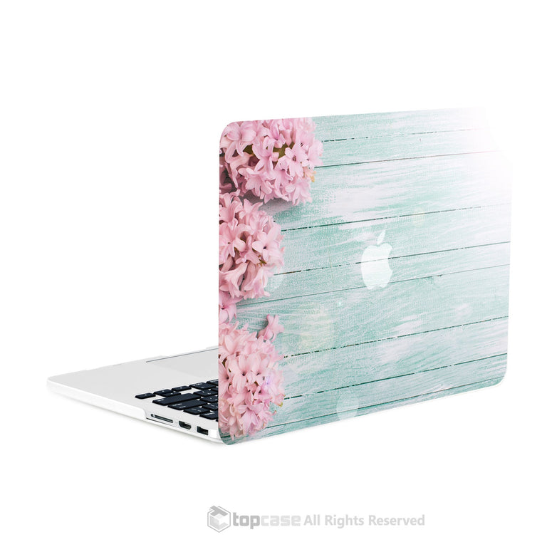 "PINK HYACINTH Matte Hard Case Keyboard Cover for Macbook Pro13/"" with Retina"