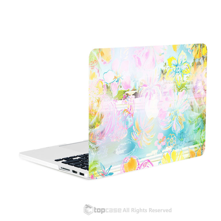 """Pink Hyacinth Keyboard Cover for Macbook Pro 13/"""" 15/"""" with Touch Bar-RELEASE 2016"""