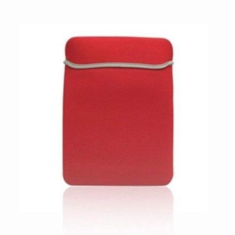 "Sleeve Bag Red Cover Case for Laptop 11"" Macbook Pro"