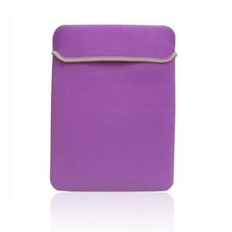 "Sleeve Bag Purple Cover Case for Laptop 15"" Macbook Pro"