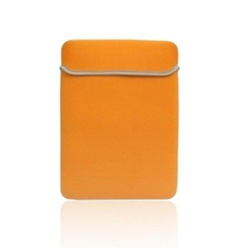 "Sleeve Bag Orange Cover Case for Laptop 15"" Macbook Pro"