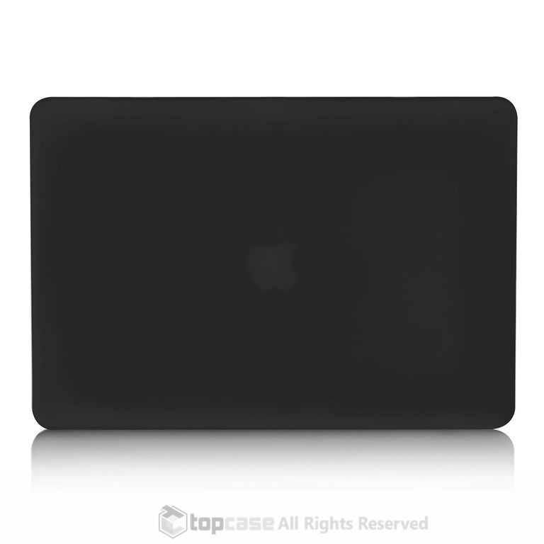 "Rubberized Black Hard Case Cover for Macbook Air 11"" A1370/A1465"