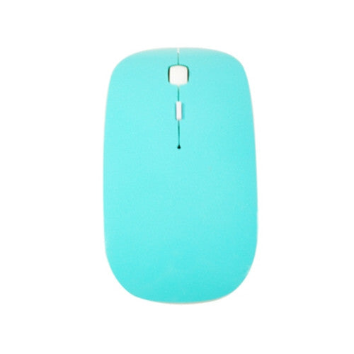 Hot Blue USB Wireless Optical Mouse for Macbook All Laptop