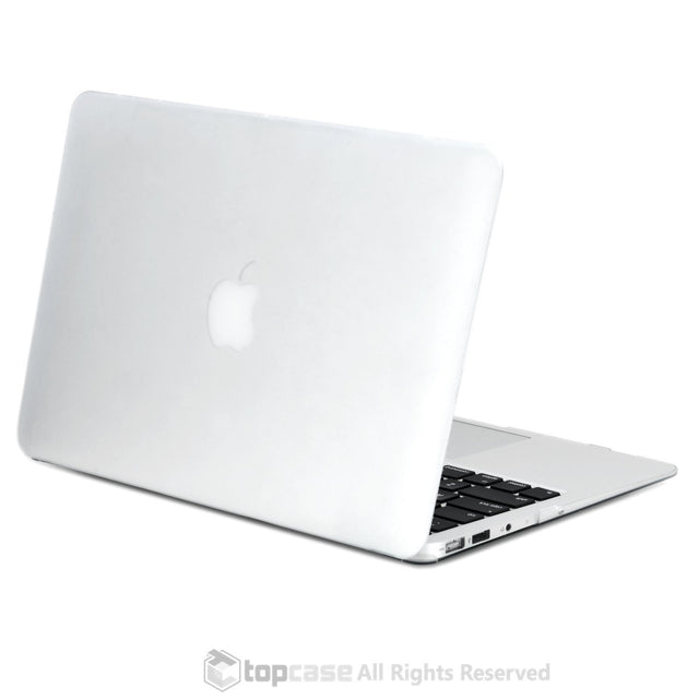 "Rubberized Clear Hard Case Cover for Macbook Air 11"" A1370/A1465"