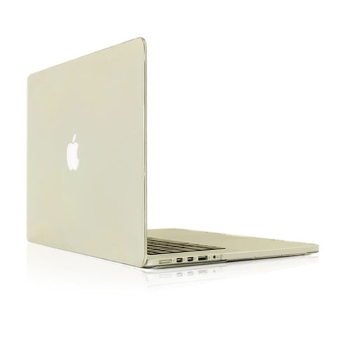 "CLEAR Crystal Hard Case Cover for NEW Macbook Pro 15"" A1398 with Retina display - TOP CASE"