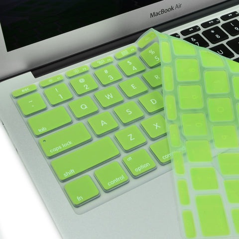 "Black Quatrefoil Keyboard Cover Skin for New Macbook Air 11/"" Model A1465"