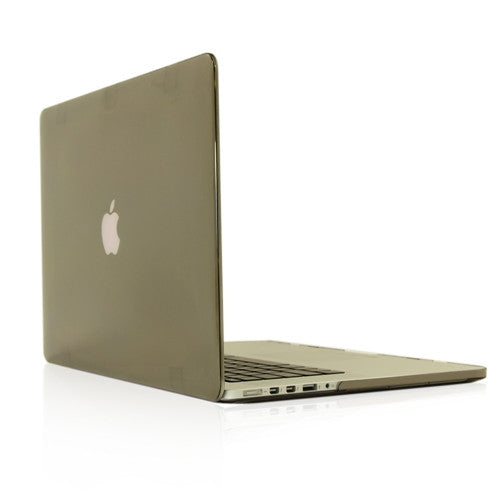 "GREY Crystal Hard Case Cover for NEW Macbook Pro 13"" A1425/A1502 with Retina display - TOP CASE"