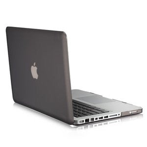 "Rubberized Gray Hard Case Cover for Apple Macbook PRO 15""  A1286"