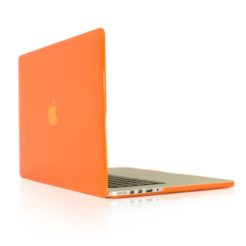 "Orange Crystal Hard Case Cover for Macbook Pro 13"" A1425/A1502 with Retina display"