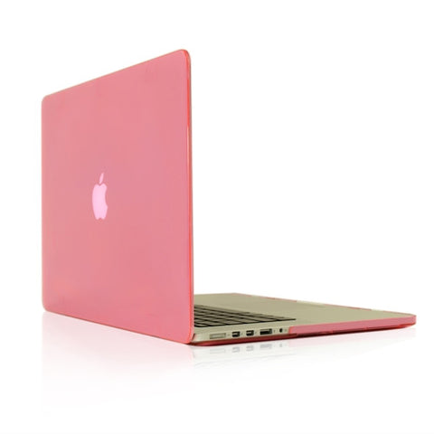 "PINK Crystal Hard Case Cover for NEW Macbook Pro 13"" A1425/A1502 with Retina display - TOP CASE"