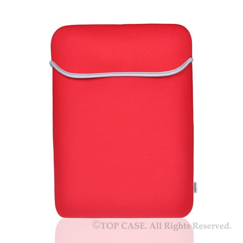 "Sleeve Bag Red Cover Case for Macbook 12"" 12-Inch Model: A1534 Retina Noteboook / Ultrabook / Chromebook"