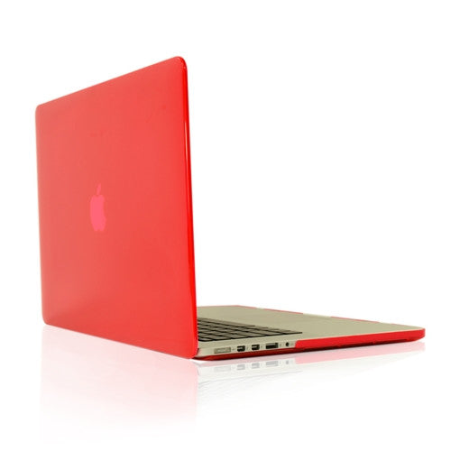 "RED Crystal Hard Case Cover for Macbook Pro 13"" A1425/A1502 with Retina display"