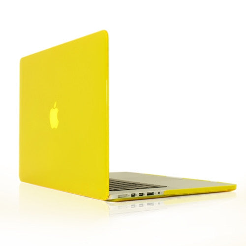 "YELLOW Crystal Hard Case Cover for Macbook Pro 13"" A1425/A1502 with Retina display"