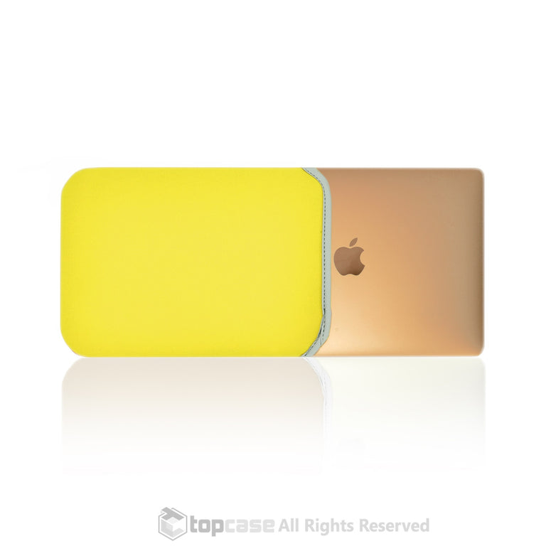 "Sleeve Bag Yellow Cover Case for Macbook 12"" 12-Inch Model: A1534 Retina Noteboook"