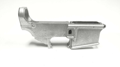 AR-15 80 Percent Lower Receiver Raw ( No - Fire/Safe )