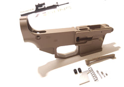 9MM 80% Lower Receiver- FDE