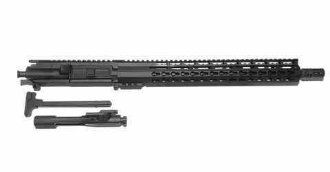 "Clearance Sale ! Upper Assembly, 16"" 5.56 Nato Nitride Pencil  Barrel, 15"" Keymod Rail / Assembled - Limited Quantities Available!"