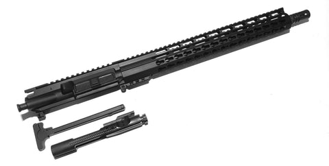 "Clearance Sale ! Upper Assembly, 16"" 5.56 Nato Nitride Pencil  Barrel, 15"" Keymod Rail - Limited Quantities Available!"
