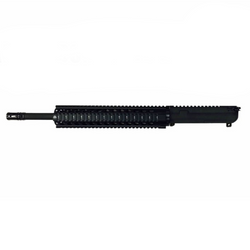 ".300 Blackout Upper Assembly 16"" Barrel 12"" Quad Rail,"