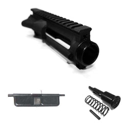 AR-15 STRIPPED UPPER WITH BUILD KIT UNASSEMBLED