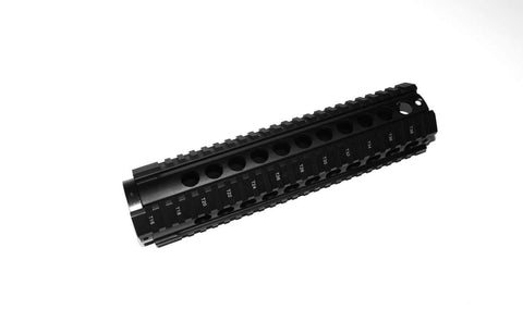 "10"" Freefloat Quad Rail"