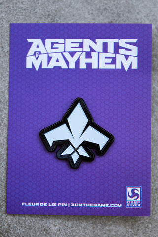 Mayhem Pin
